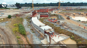 Canal de dérivation Méloua